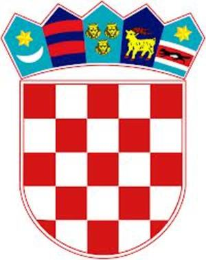 Medium croatia coat of arms
